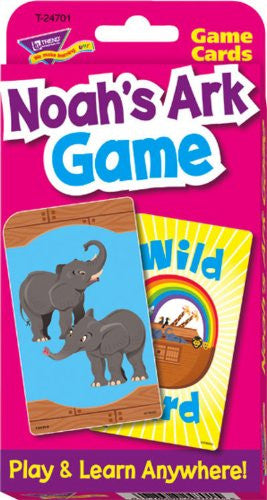 Challenge Cards Noah's Ark Game