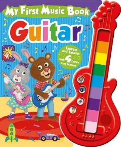 My First Music Book : Guitar