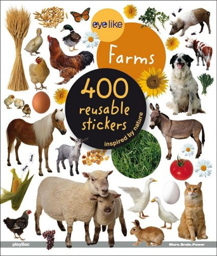 Eye Like Stickers: On The Farm