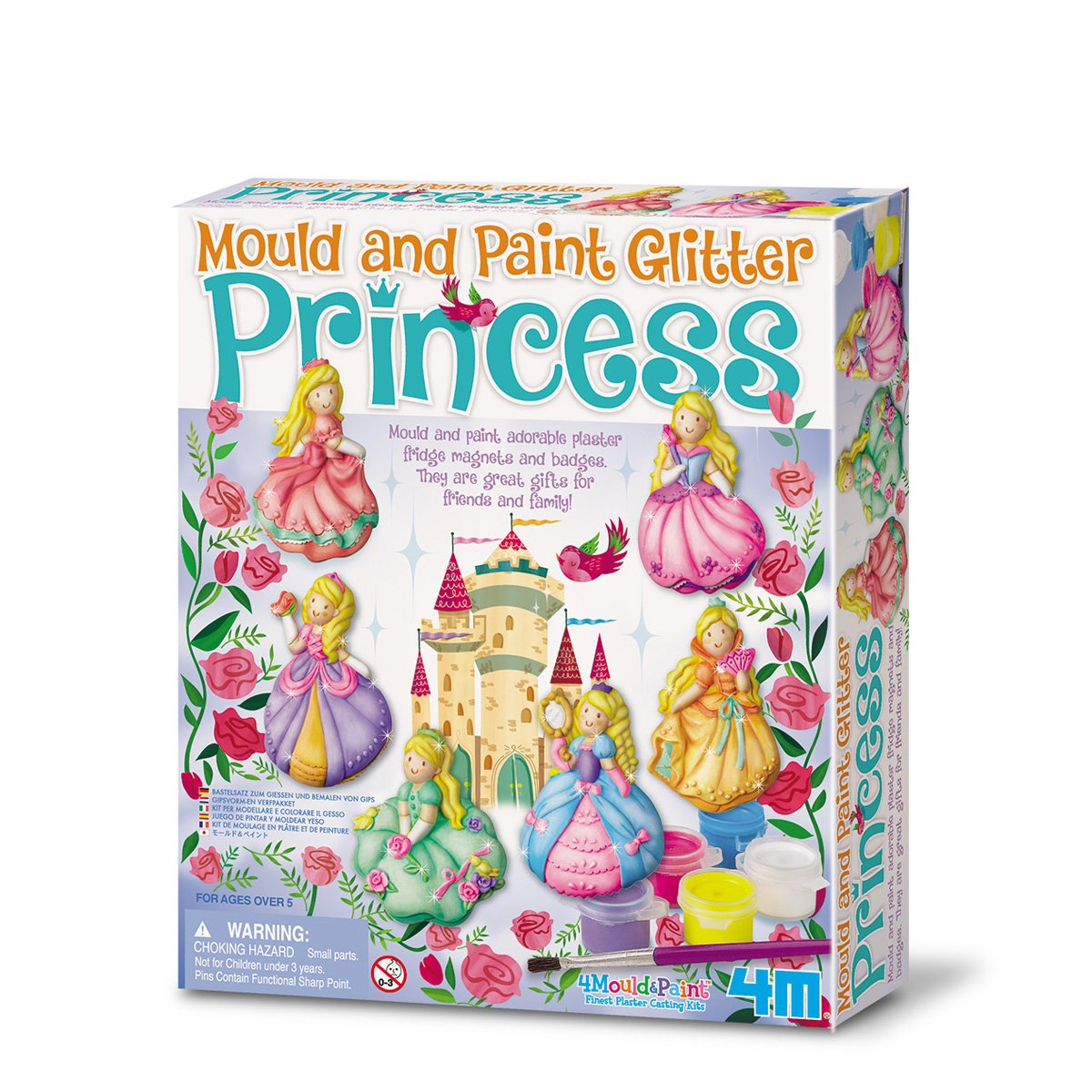 Mould & Paint - Princess