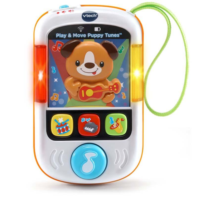 Vtech Play N Move Puppy Tunes