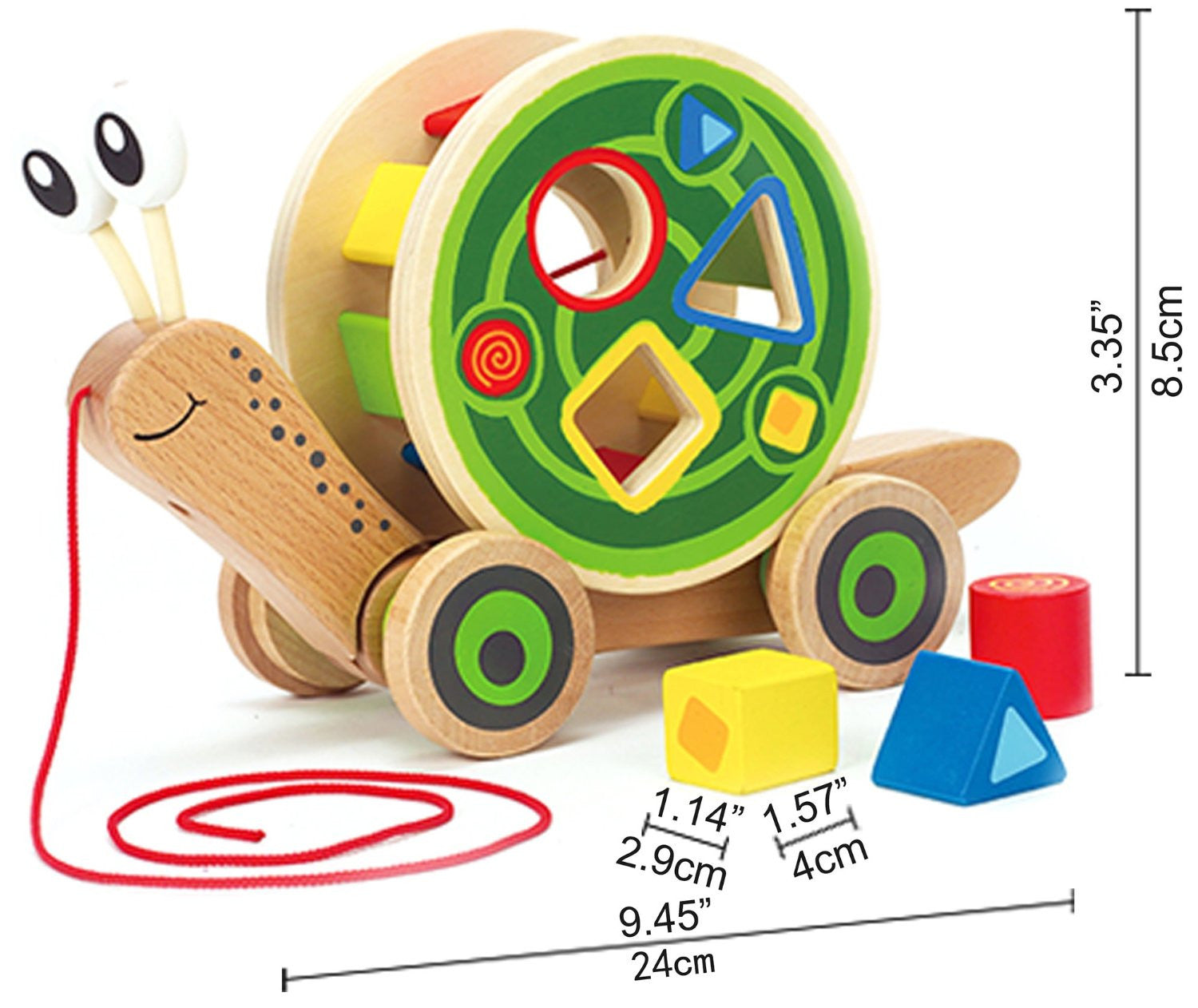 PULL AND PLAY SHAPE SORTER