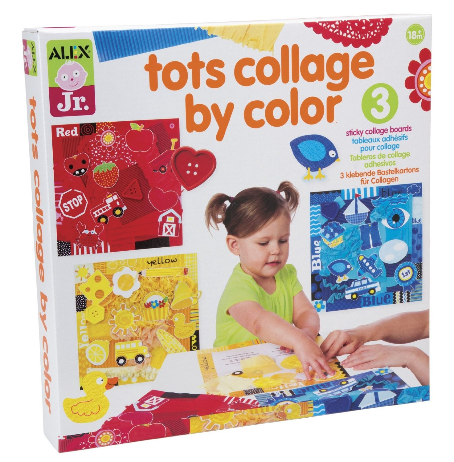 TOT COLLAGE BY COLOR