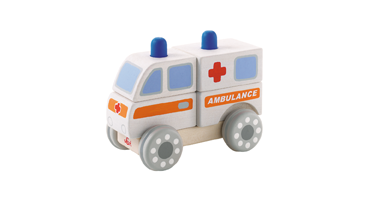 Build-up Ambulance
