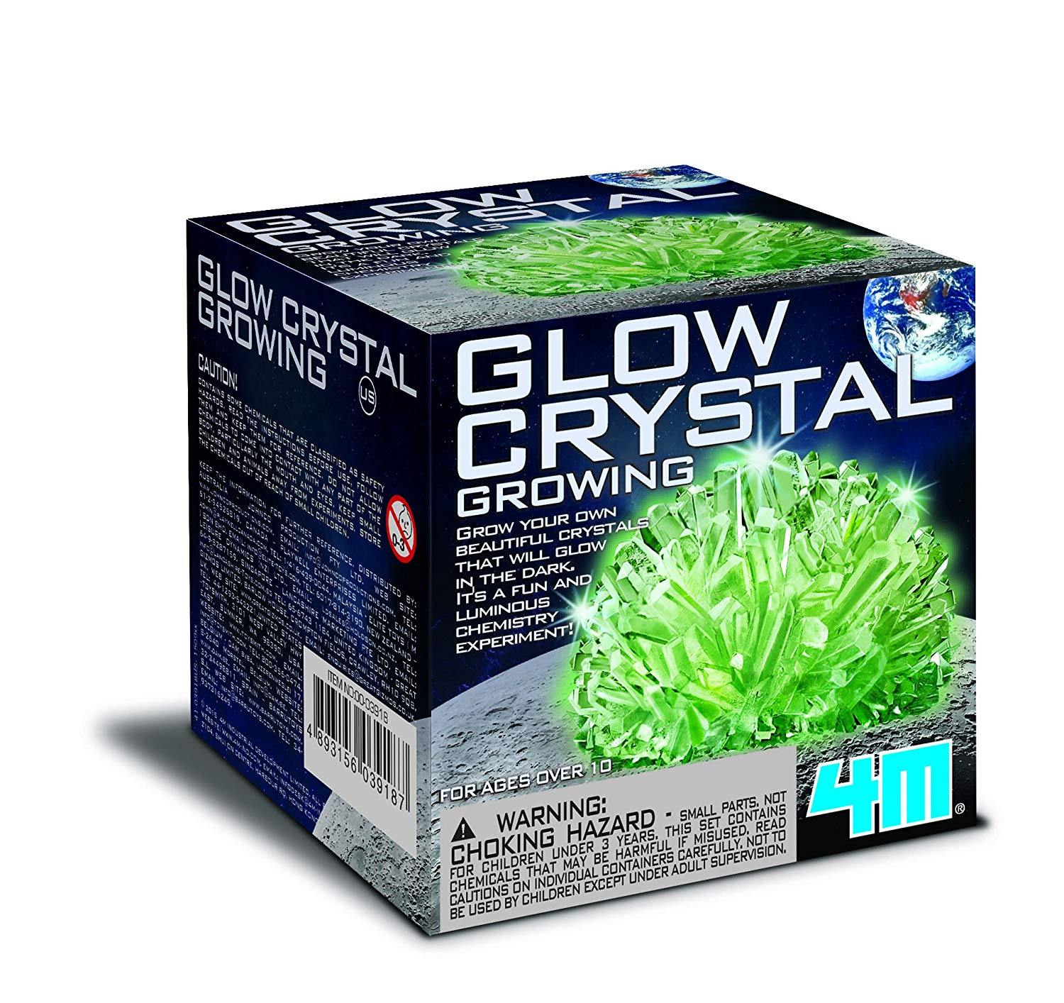 Glow Crystal Growing