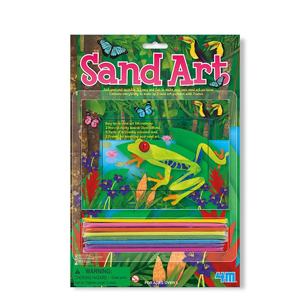 Sand Art (4 assorted)