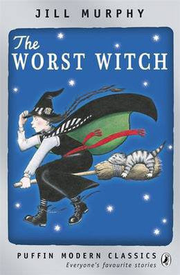 Puffin Modern Classics: The Worst Witch