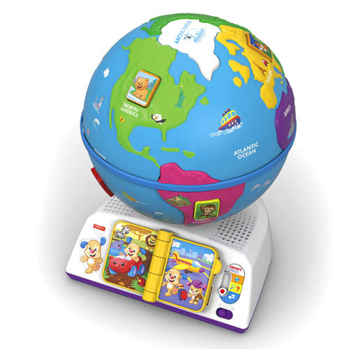 FP Laugh&Learn GREETING'S GLOBE