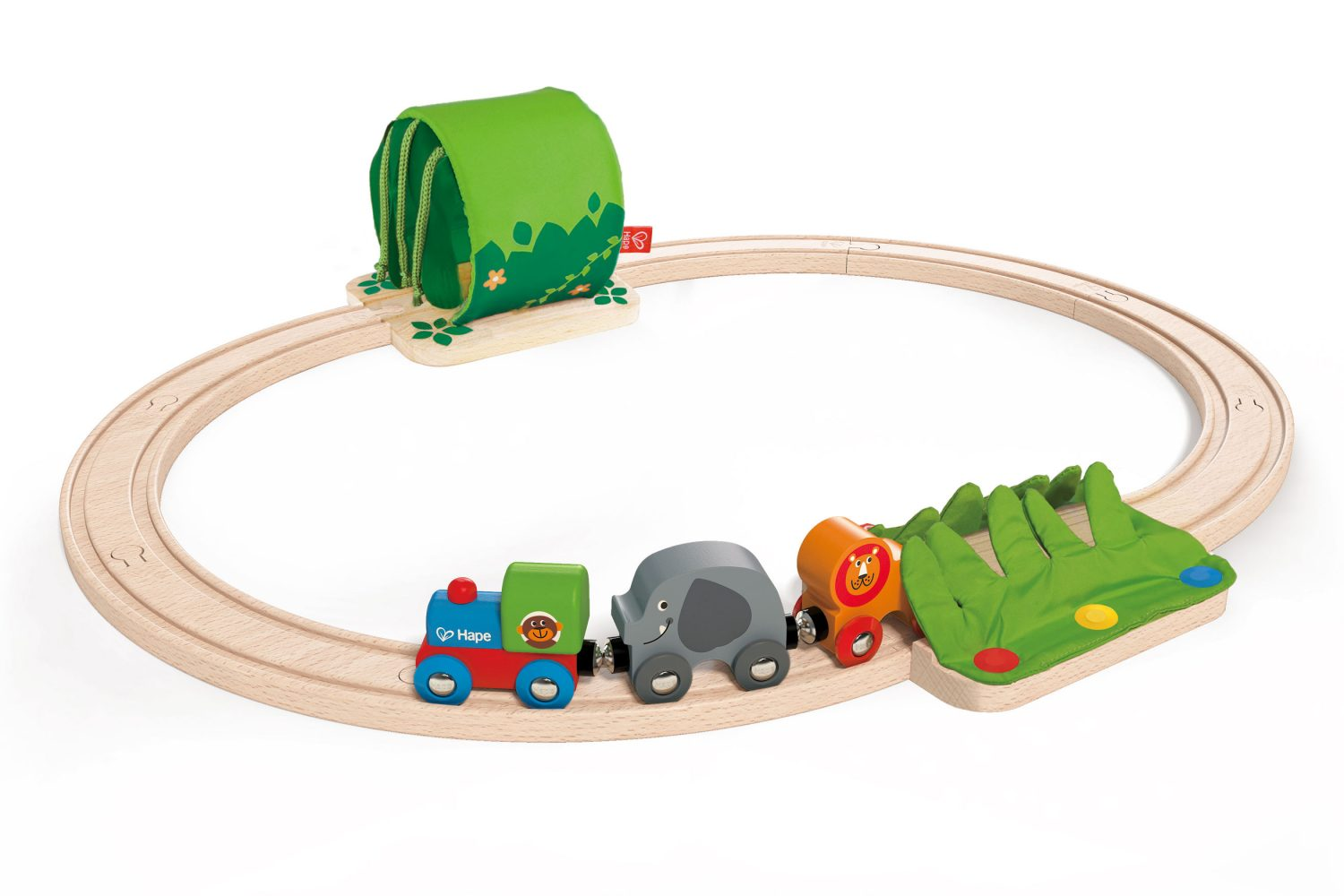 Jungle Train Journey Set