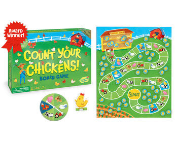 Count Your Chickens! Cooperative Board Game