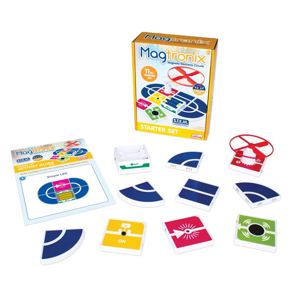 Junior Learning Magtronix Starter Set