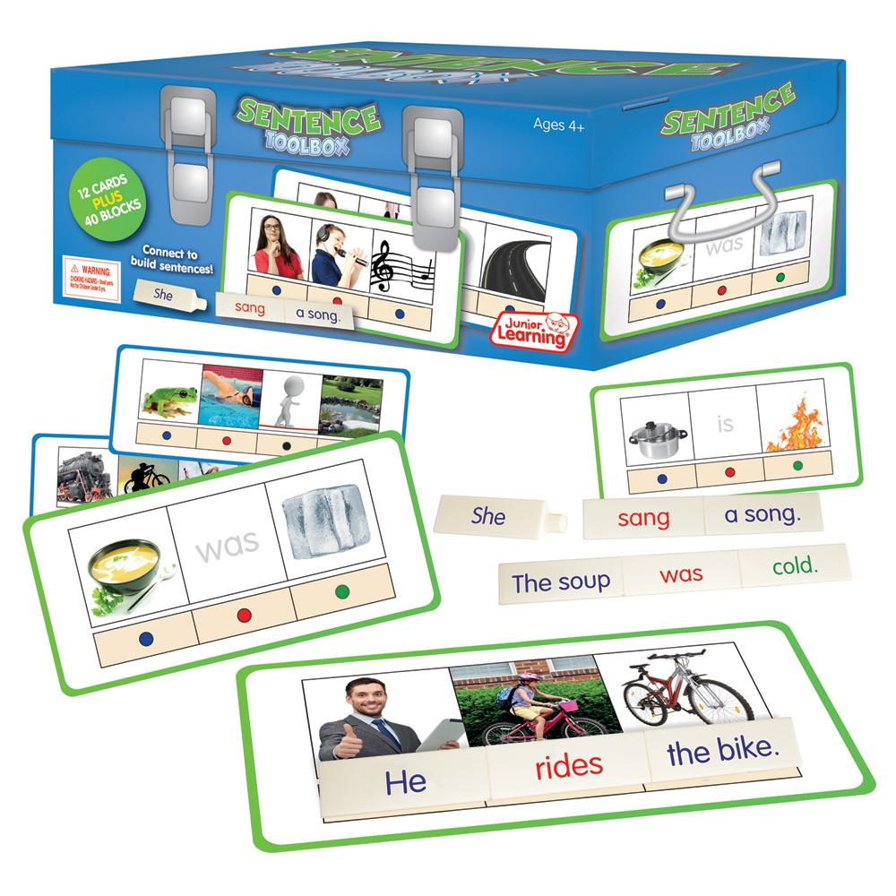 Junior Learning Sentence Toolbox