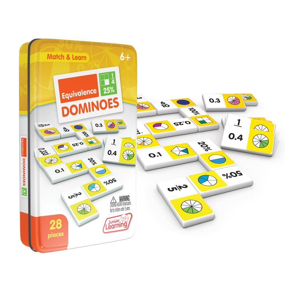 Junior Learning Equivalence Dominoes