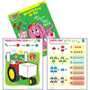 Kindergarten Numbers 0-31 Skillbook