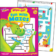 Fun with Mazes WOB