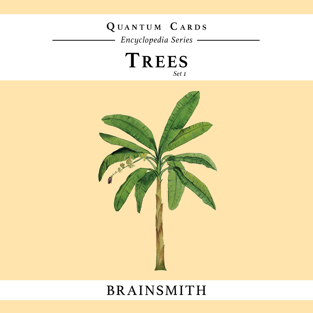 Trees (Set 1) Quantum Cards