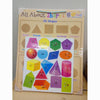 My Kids Magnet New All About Shape Magnetic Board Additional Image 1