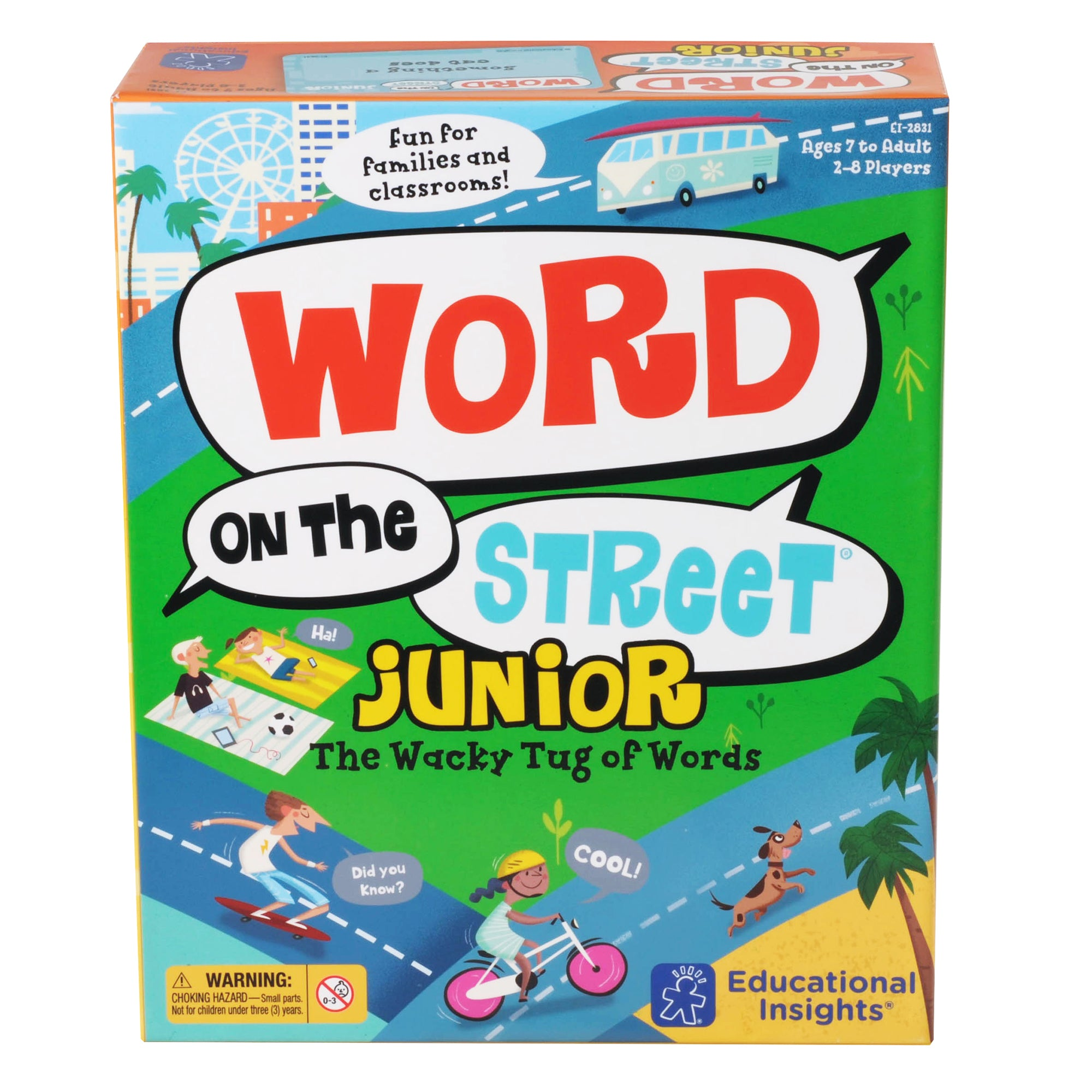 Word on the Street® Jr.