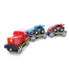 Hape Race Car Transporter Additional Image