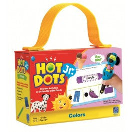 Hot Dots® Jr. Card Set Colours