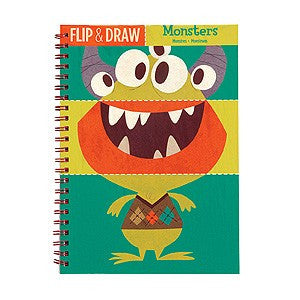 Flip & Draw - Monsters