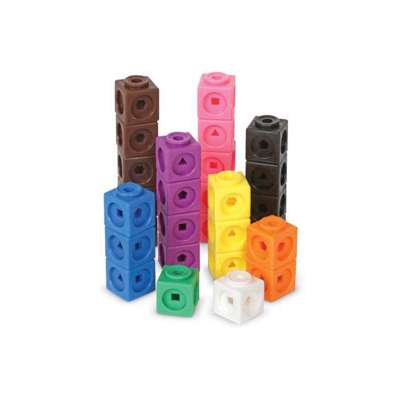 Learning Resources MathLink® Cubes, Set of 1000