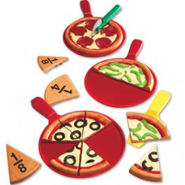Smart Snacks Piece-A-Pizza Fractions