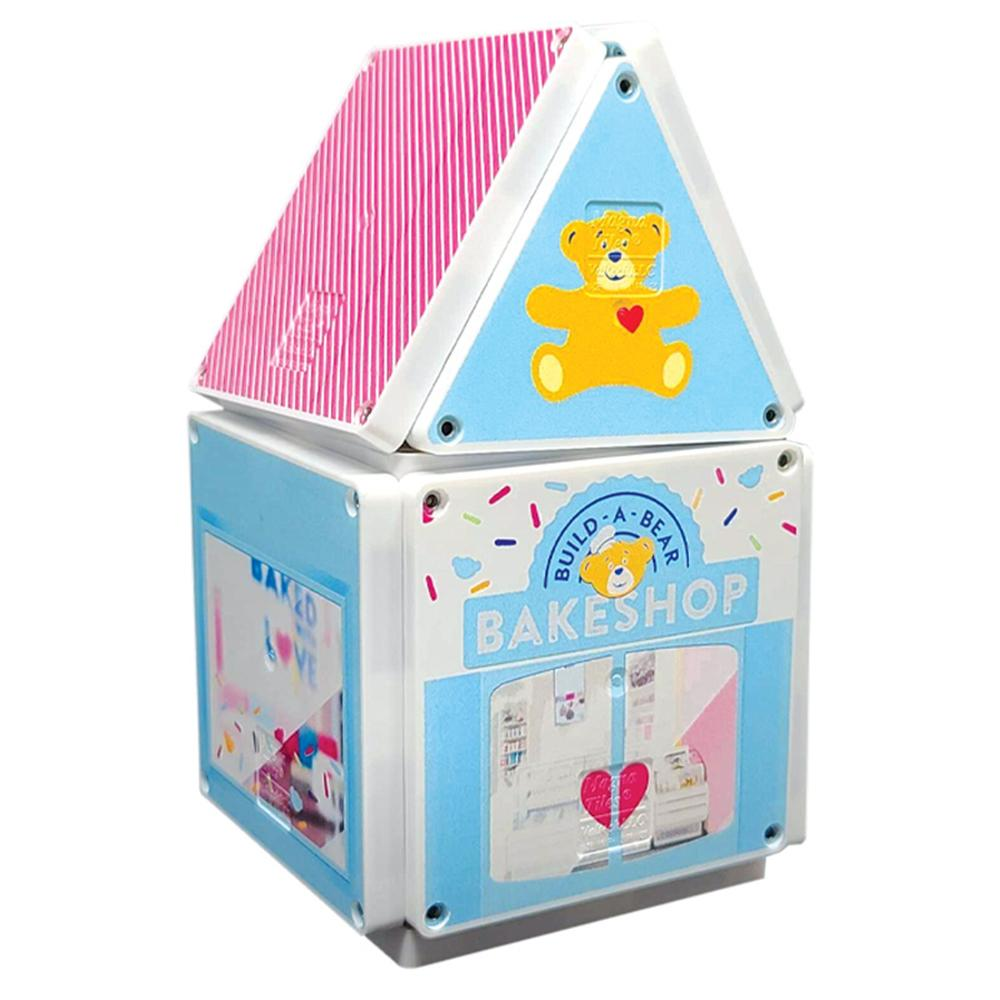 Magna-Tiles Build-A-Bear® Bakeshop