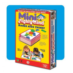 MINI MIGHTY MIND (AGE 3-8)