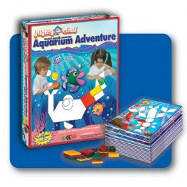 Mighty Mind - Aquarium Adventure