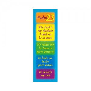 Psalm 23 Bookmark