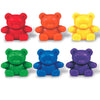 Three Bear Family® Counters: Rainbow Set (96 PCS)
