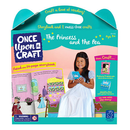 ONCE UPON A CRAFT™ - THE PRINCESS & THE PEA