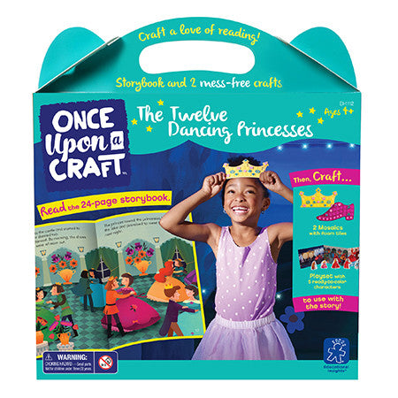 ONCE UPON A CRAFT™- THE 12 DANCING PRINCESSES