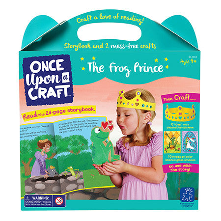 ONCE UPON A CRAFT™- THE FROG PRINCE