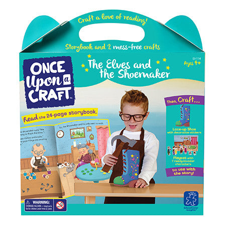 ONCE UPON A CRAFT™- THE ELVES AND SHOEMAKER