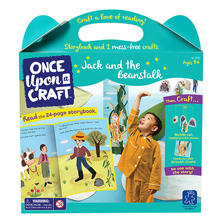 ONCE UPON A CRAFT™- JACK & THE BEANSTALK