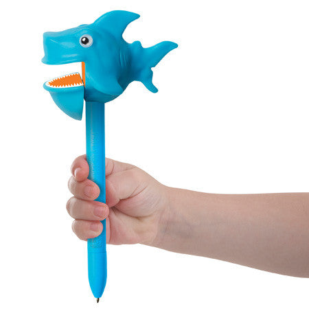 THE SEA SQUAD™ PUPPET-ON-A-PEN™ SHARK