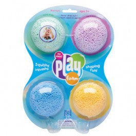 PLAYFOAM - 4's pack Classic
