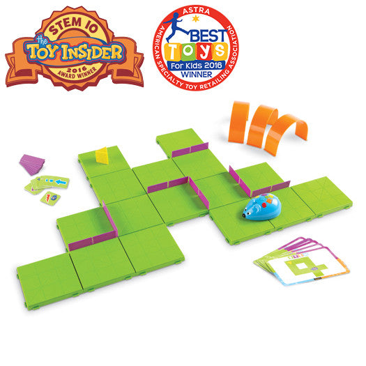Code & Go™ Robot Mouse Activity Set
