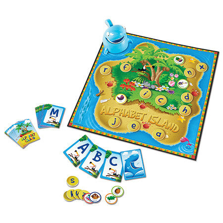 Alphabet Island™ A Letter & Sounds Game