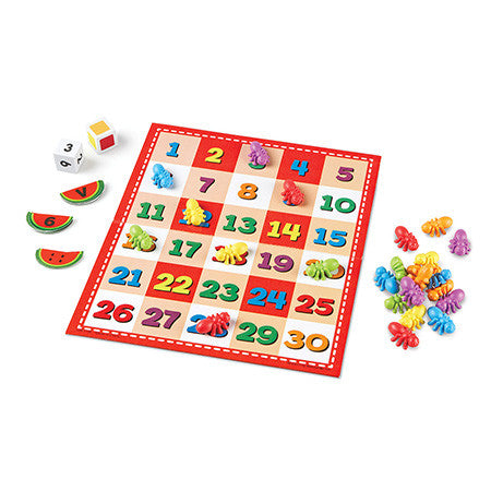 Learning Essentials™ ABC & 123 Picnic Activity Set