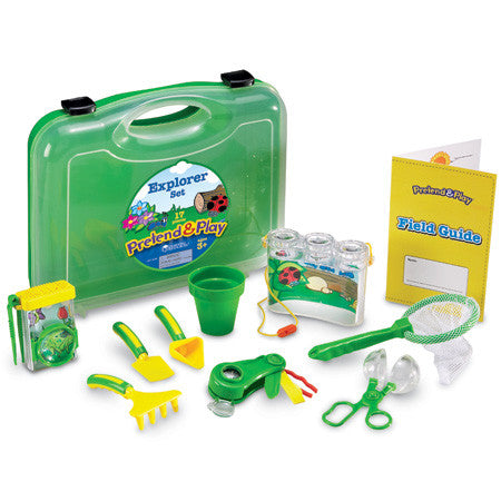 Pretend & Play® Explorer Set