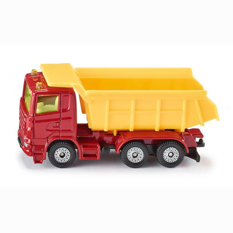 Siku Truck with Dump Body