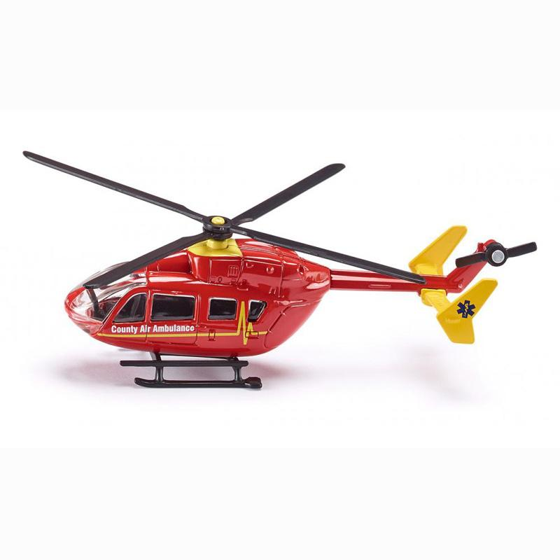 Siku Police Helicopter 1: 87