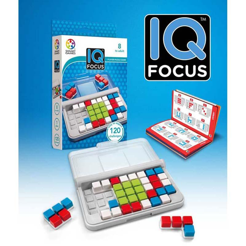 Smart Games IQ Focus
