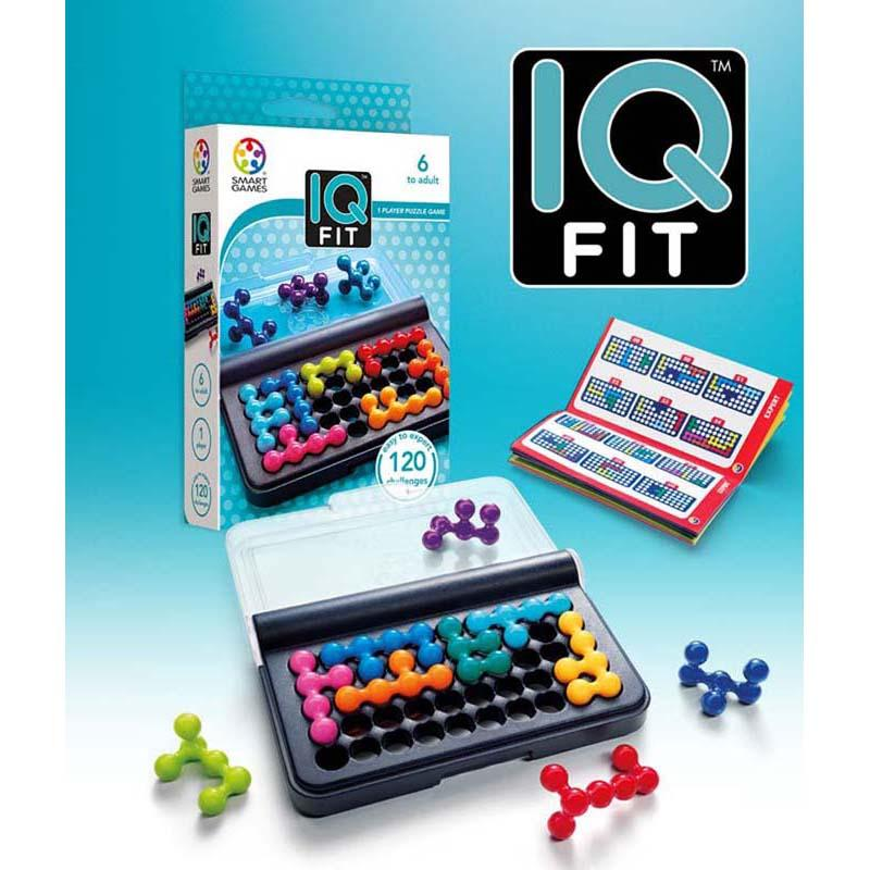 Smart Games IQ Fit