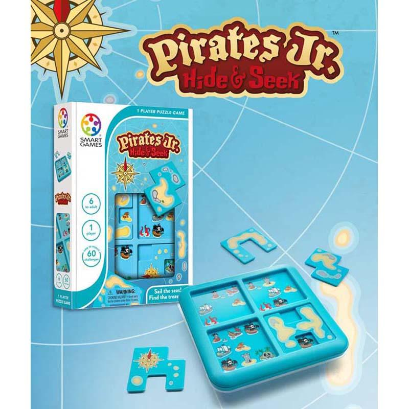 Smart Games Pirates Jr - Hide & Seek