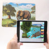 Smartivity Edge Gentle Giants Augmented Reality Jigsaw Puzzles - SMRT1023 Additional Image 4