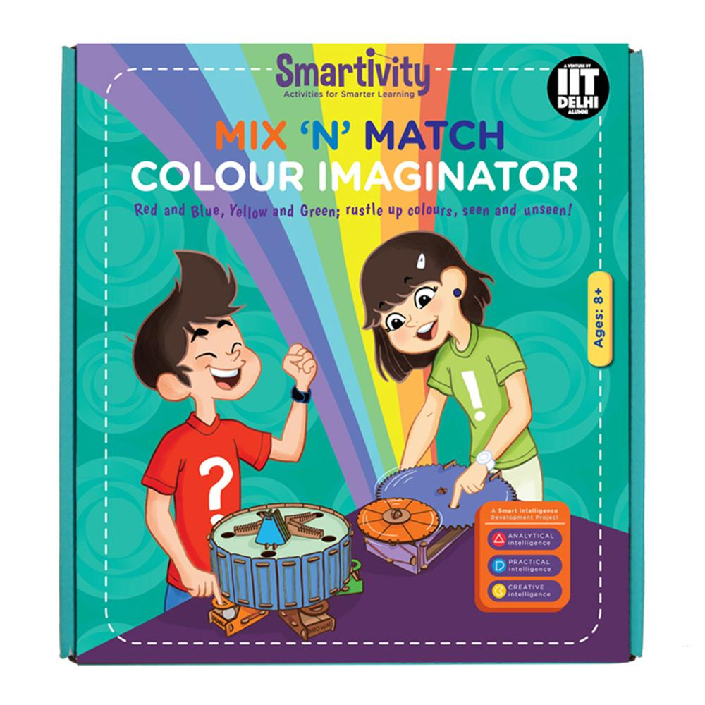 Smartivity Mix N Match Colour Imaginator SMRT1013